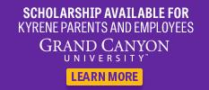Grand Canyon University Scholarships Available