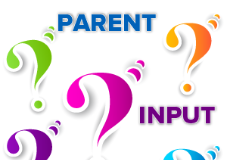Current Parent Input Environmental Forms