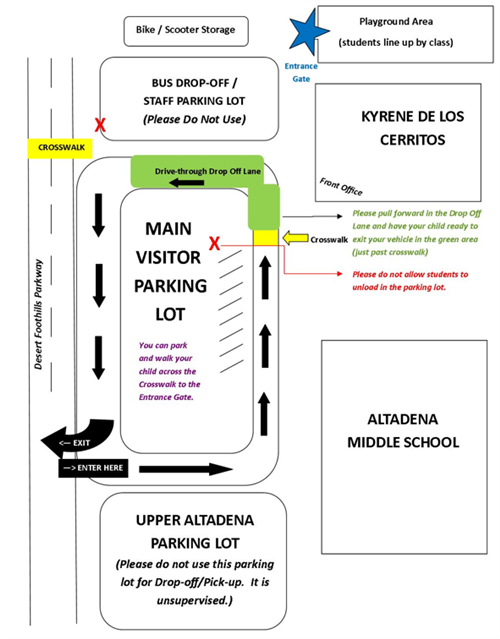 News / Drop off, Pick up and Parking Lot information Shuttle Drop Off Tempe Asu Map on