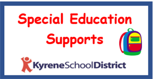 Special Ed Supports