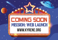Coming Soon - Mission Web Launch