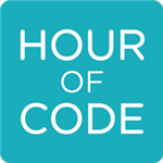 hour of code logo