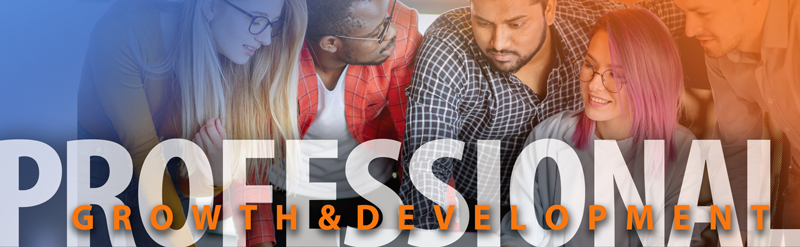 Professional Growth and Development Header Image