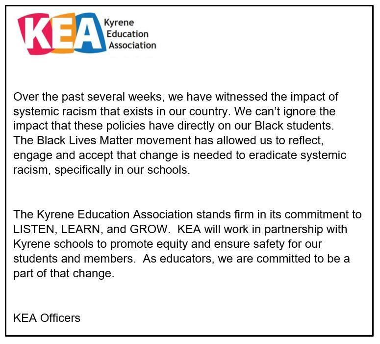 KEA Statement