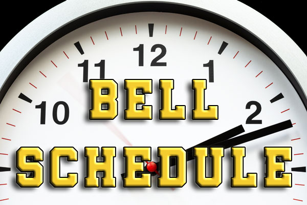 2020-2021 Flex Learning Bell Schedule and Keeper