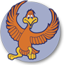 Kyrene del Cielo Elementary School logo