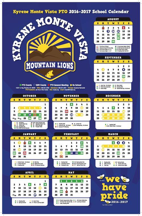 Event Calendar For Organization : Parent teacher organization pto calendar upcoming events