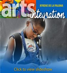 Arts Integration Slideshow