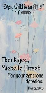 Thank You Michelle Hirsch